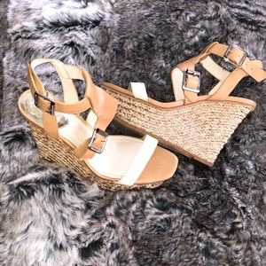 Vince Camuto summer wedges!